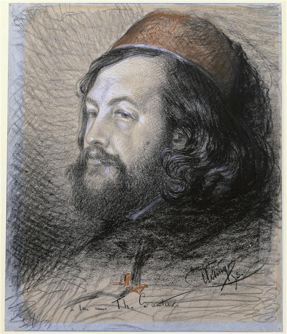 Le Salon de George Sand à Nohant 78-00110