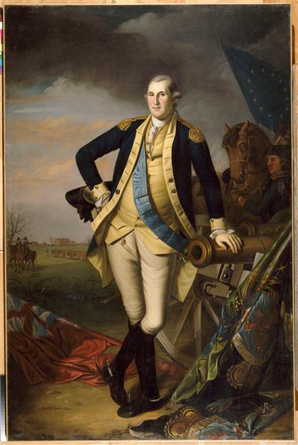 Portraits anglo-américains à l'heure de la Révolution  88-00010