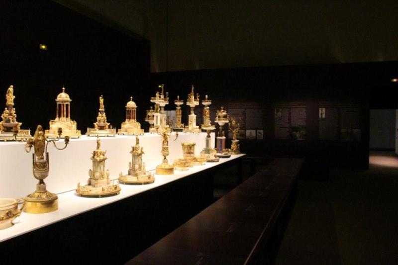 Exposition : Le surtout offert par Charles IV à Napoléon 1er 96947410