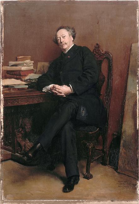 Le Salon de George Sand à Nohant 97-00110