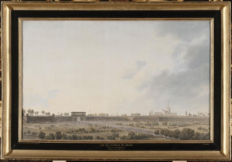 """Ajaccio Palais Fesch : Exposition """"Napoléon, Légendes"""". 97-00910"""
