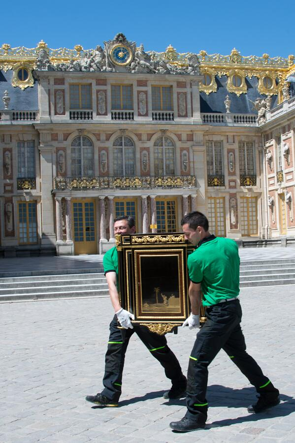 La Chine à Versailles, art & diplomatie au XVIIIe siècle Arriva10
