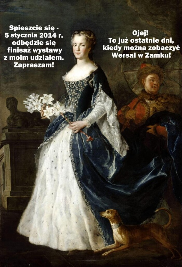 Exposition à Varsovie : Le Versailles de Marie Leszczyńska - Page 2 Bddy7q10