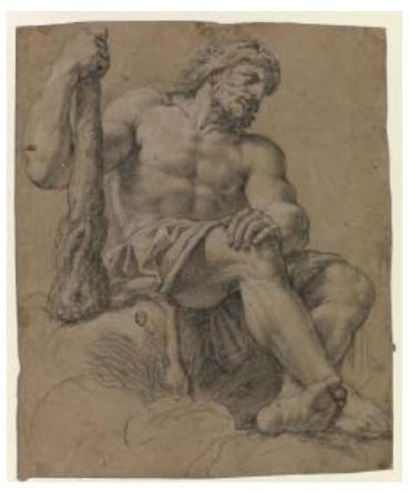 Exposition Dessins français du XVIIe siècle               Bnf111