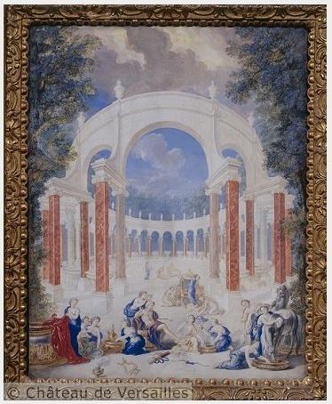 Exposition et Année André Le Nôtre à Versailles en 2013 Captur28