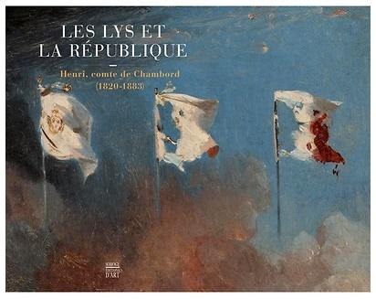 Expo à Chambord : Les Lys et la République Catal10
