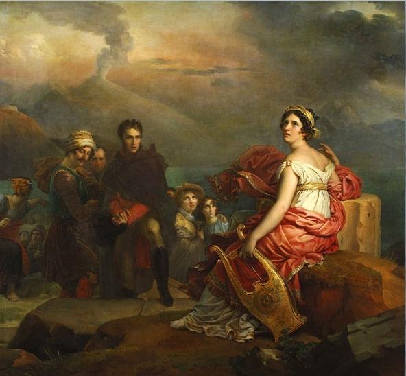 "François Gérard ""Peintre des rois, roi des peintres"" Corinn11"