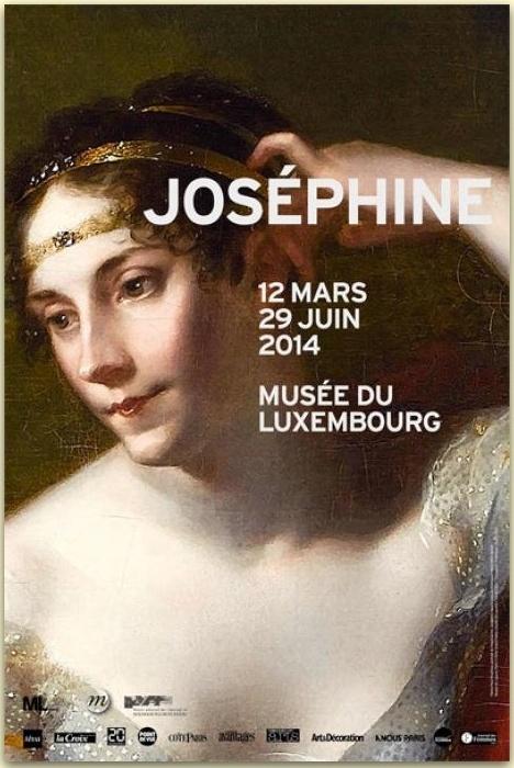 Exposition Joséphine, Musée du Luxembourg, mars à juin 2014 Exposi14