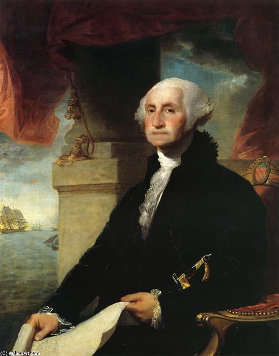 Portraits anglo-américains à l'heure de la Révolution  Gilber10