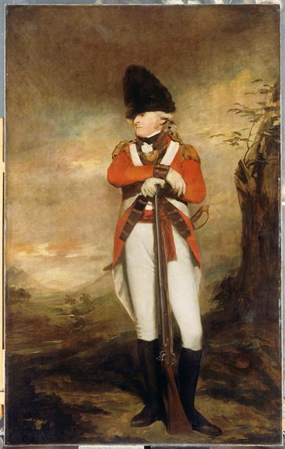 Portraits anglo-américains à l'heure de la Révolution  Hay10