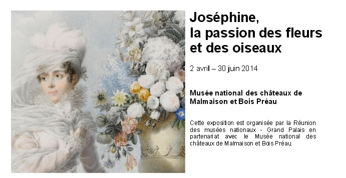 Exposition Joséphine, Musée du Luxembourg, mars à juin 2014 Josaph14