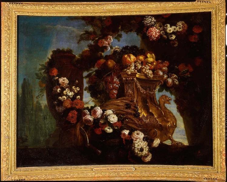 Exposition Fleurs du Roi au grand trianon M0657012