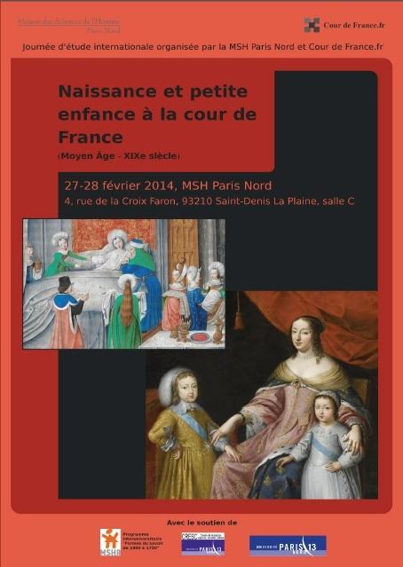 Naissance et petite enfance à la Cour de France Naissa10
