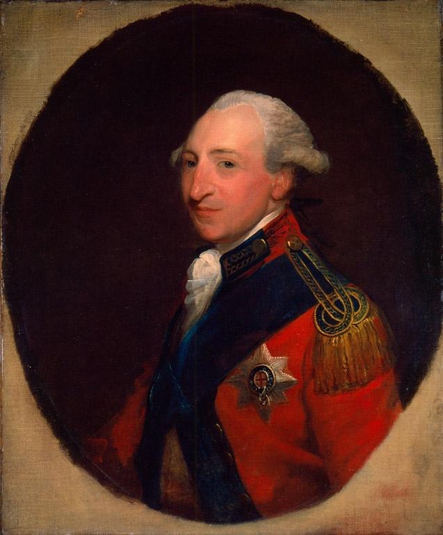 Portraits anglo-américains à l'heure de la Révolution  Percy10