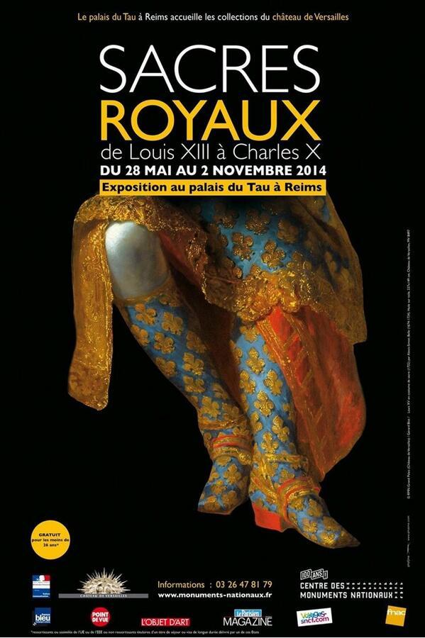 Splendeurs des sacres royaux  - Reims - Palais du Tau   Reims10