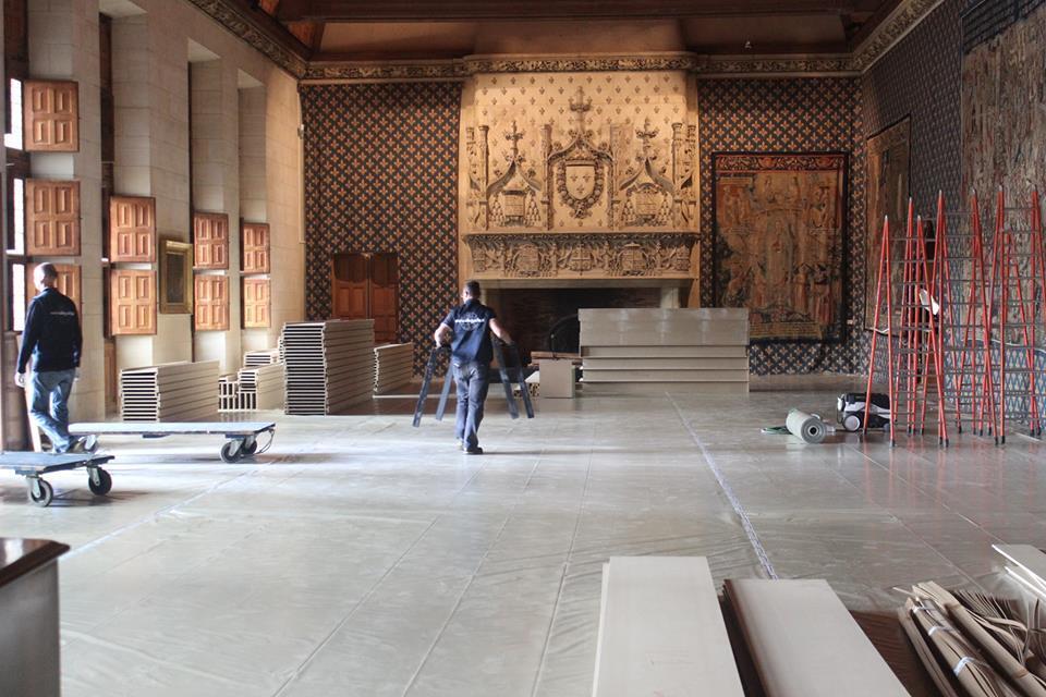 Splendeurs des sacres royaux  - Reims - Palais du Tau   Reimsi10