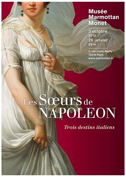 Exposition - Les Soeurs de Napoléon : Trois destins italiens Soeurs10