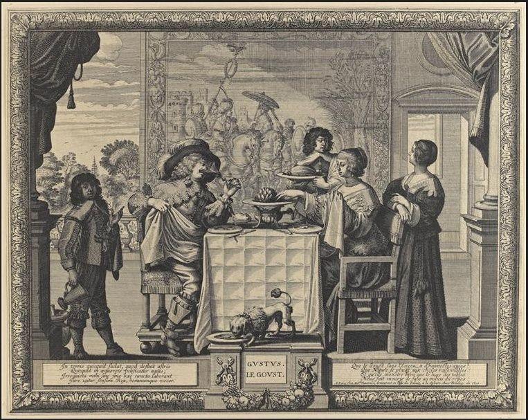 Histoire de l'art et culture de table  (séminaires INHA) Table11