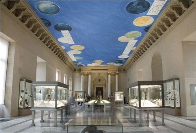 Expo. dessins pour les plafonds parisiens du Grand Siècle Trombl10