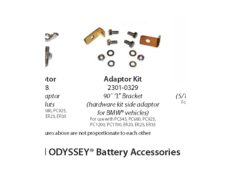 Scorpion battery questions Adapte10