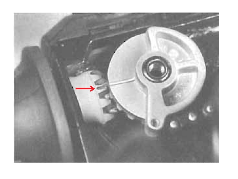 Throttle cam gear wear? Gassha10