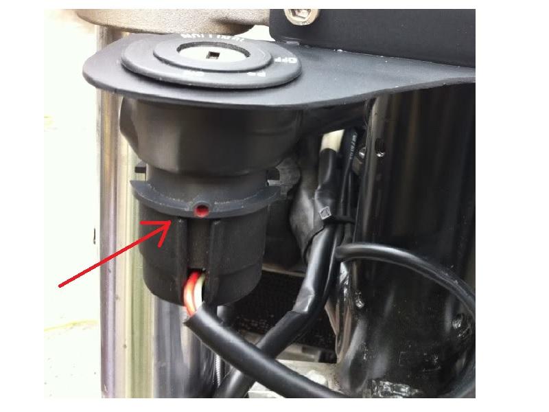 Ignition barrel Tennin11