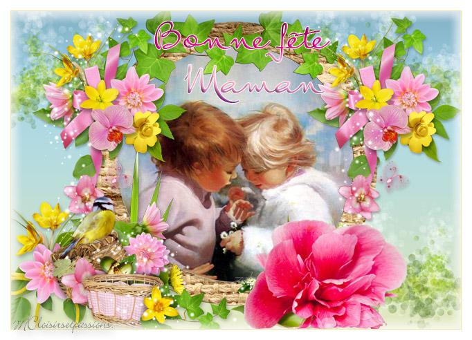 Cartes pour la fête des mamans Bonne_20