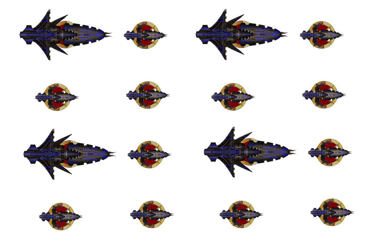 Battlefleet Gothic Papier Pour les débutants et les Nouveaux Joueurs Eldars10