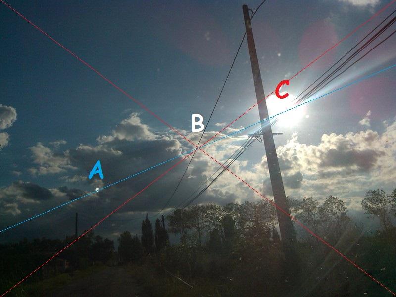 2013: le 10/09 à  - rond brillant sur photoUn phénomène ovni troublant - entre Bressols et Lavilledieu - Tarn-et-Garonne (dép.82) Fqg91110