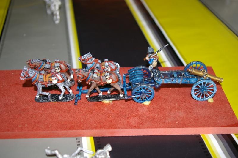 artillerie prusienne !28mm calpe miniature!! Calpe_13