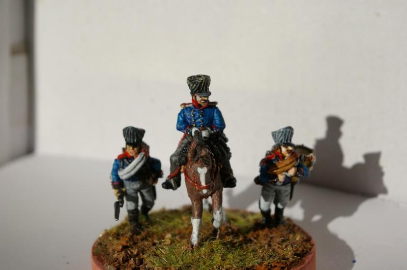 artillerie prusienne !28mm calpe miniature!! Malle_20