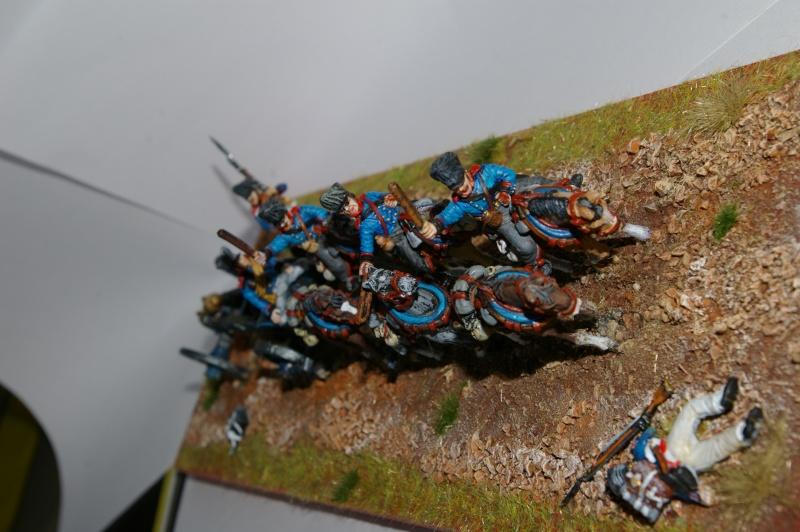 artillerie prusienne !28mm calpe miniature!! Prussi10