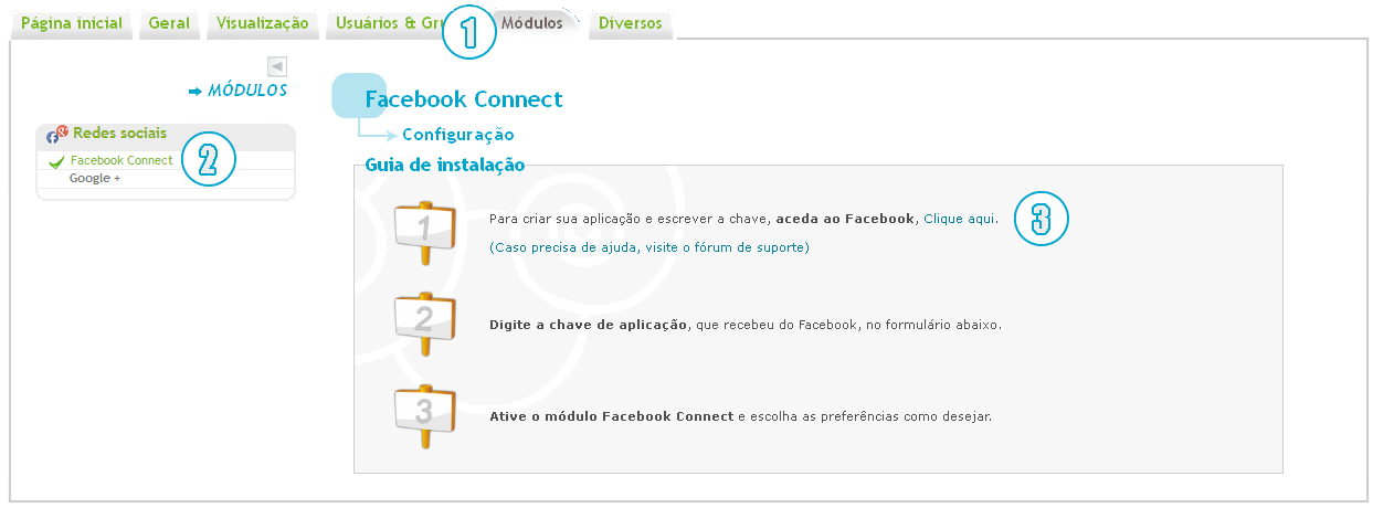 [FAQ] Facebook Connect 1etapa10