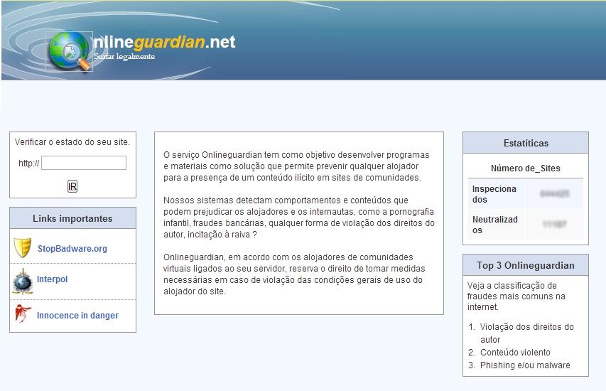 Limitações de suporte ou atendimento aos fóruns ilegais Online10