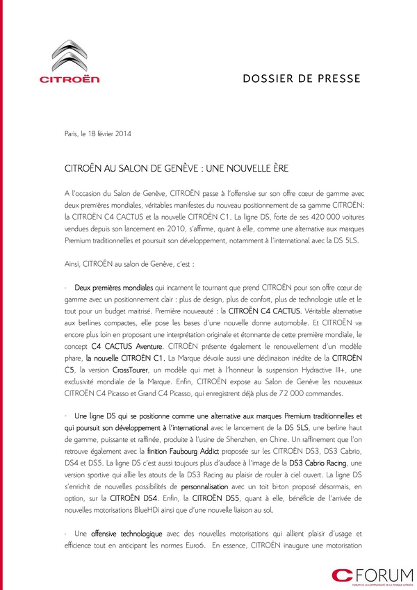 [SALON] Genève 2014 - Page 3 113