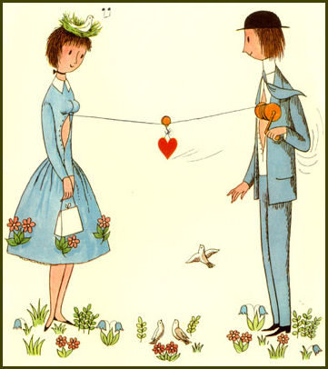 Histoire de l'art : des idées de tableaux pour représenter la rencontre amoureuse ? Kh47rb10
