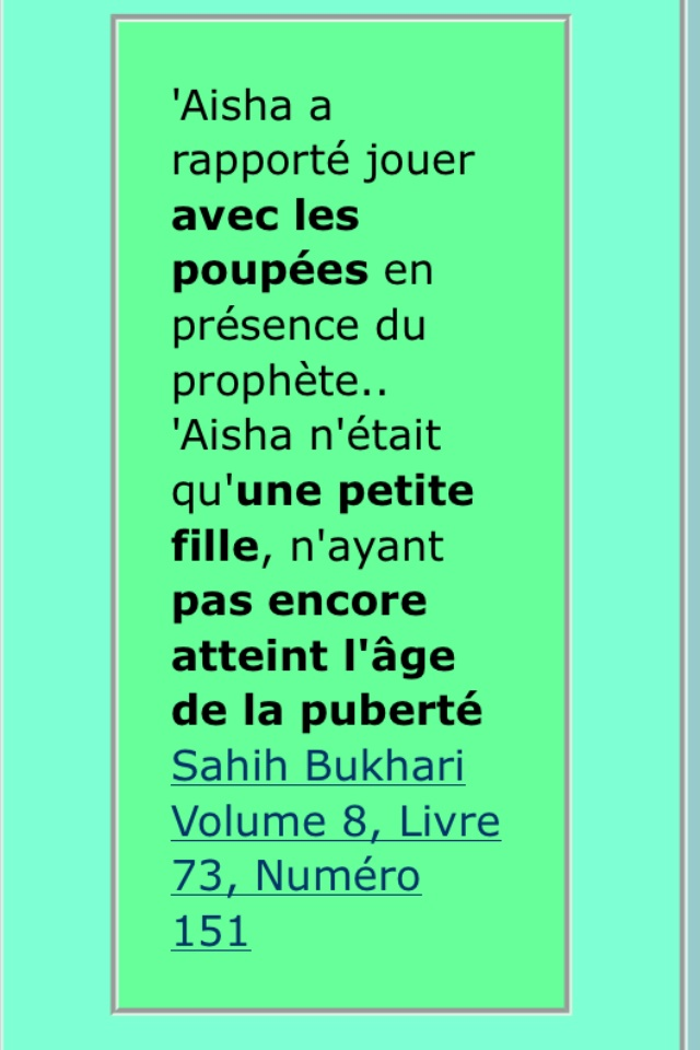 Mahomet et Aicha Image15