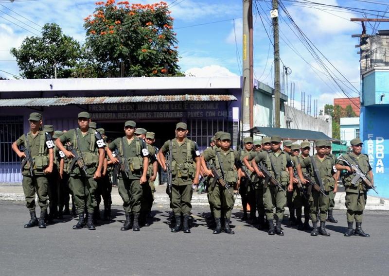 Les forces armées du Guatemala / Military of Guatemala / Ejército de Guatemala Guatem10