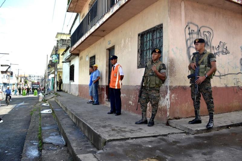 Les forces armées du Guatemala / Military of Guatemala / Ejército de Guatemala Guatem11