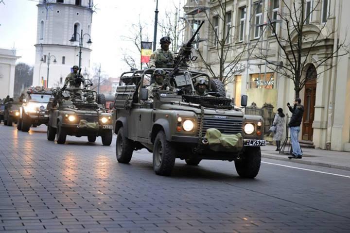 Armée lituanienne/Lithuanian Armed Forces - Page 2 Lit310