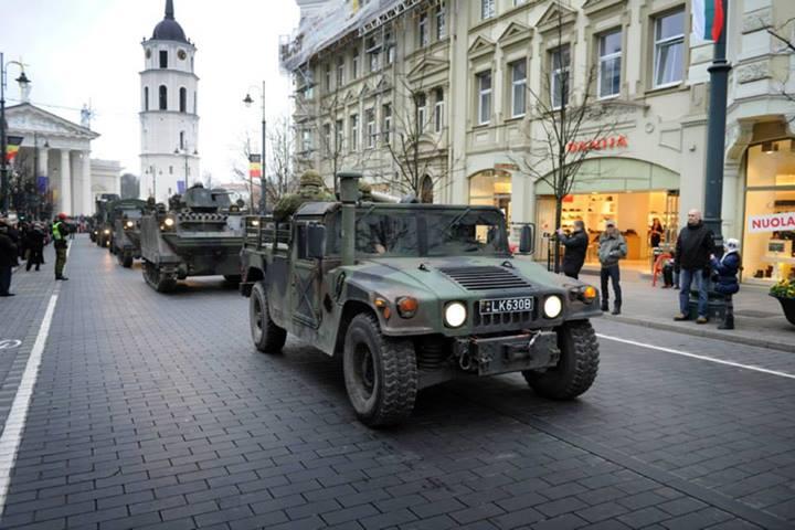 Armée lituanienne/Lithuanian Armed Forces - Page 2 Lit410