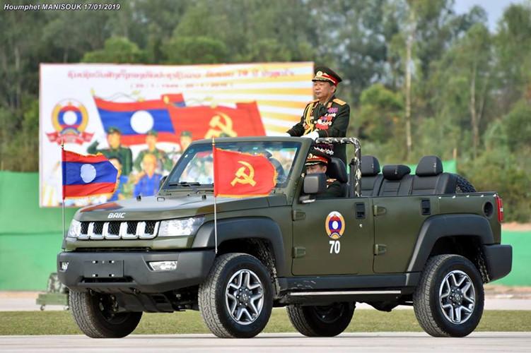L'Armée populaire lao / forces armées du Laos 0012