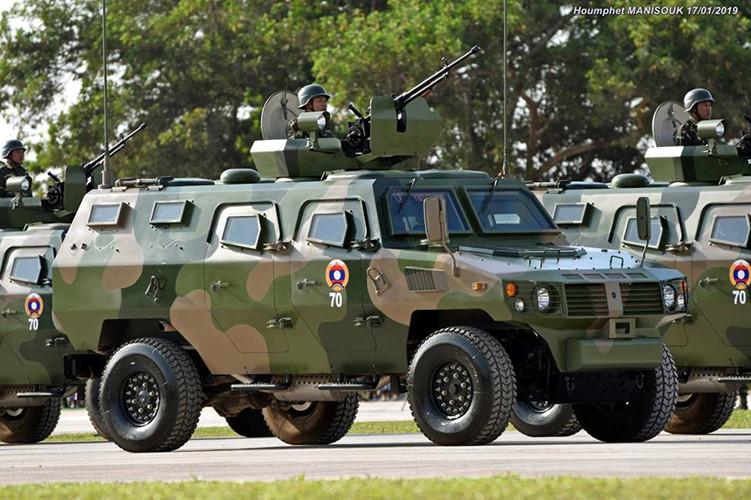 L'Armée populaire lao / forces armées du Laos 00b110