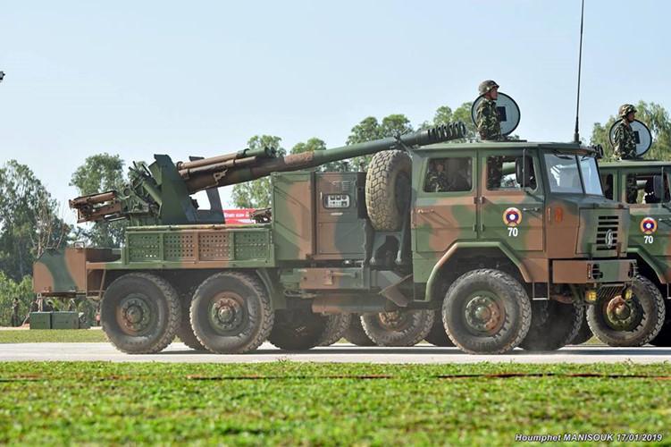 L'Armée populaire lao / forces armées du Laos 00b1210
