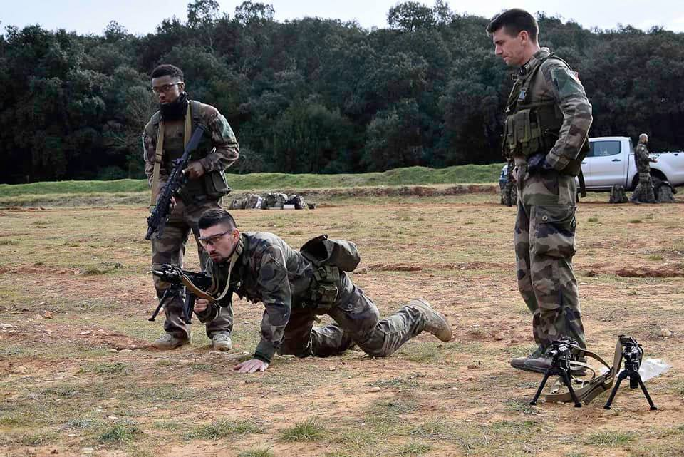 Armée Française / French Armed Forces 00b123