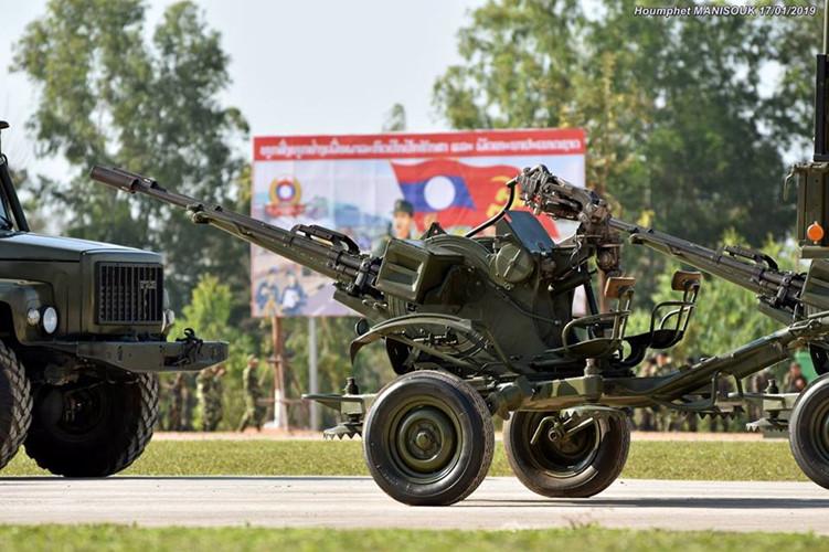 L'Armée populaire lao / forces armées du Laos 00b1510