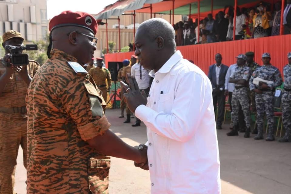 Armée nationale Burkinabé / Military of Burkina Faso - Page 4 00b1618
