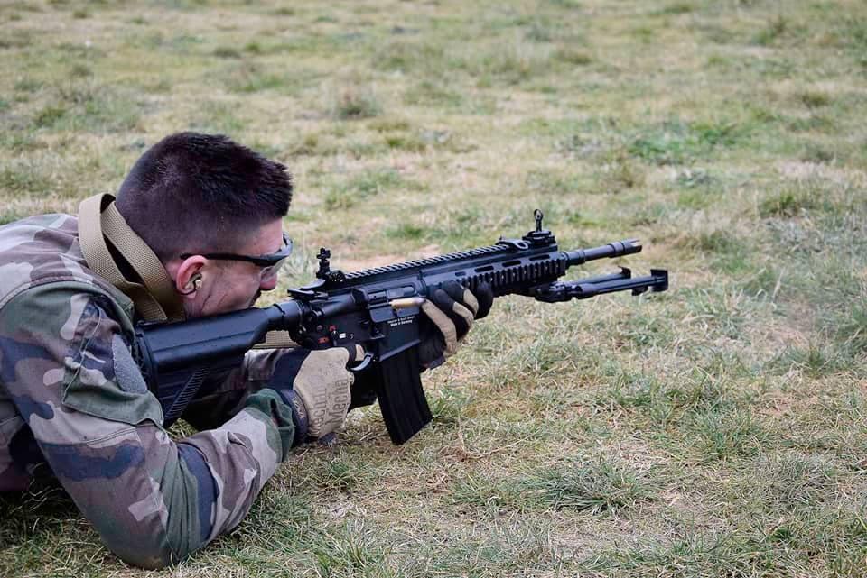 Armée Française / French Armed Forces 00b224