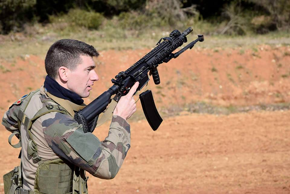 Armée Française / French Armed Forces 00b26