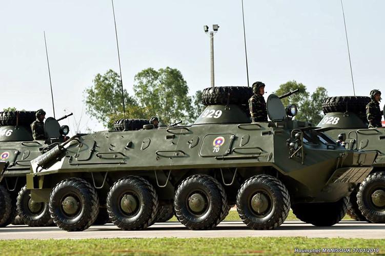 L'Armée populaire lao / forces armées du Laos 00b310